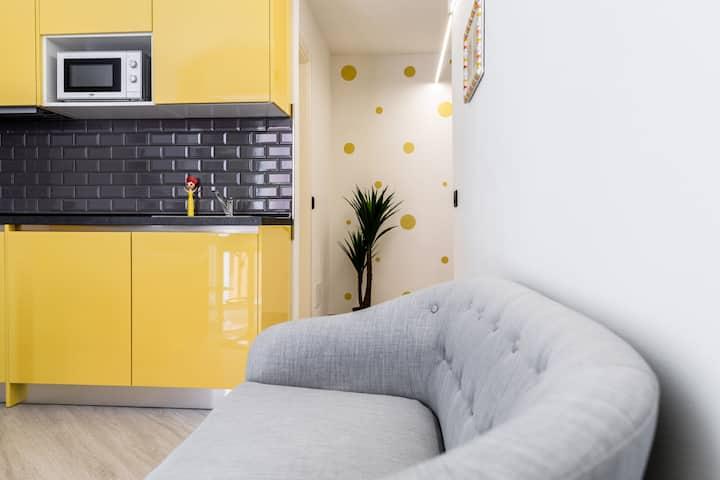 Appartamento Yellow *008031-LT0758