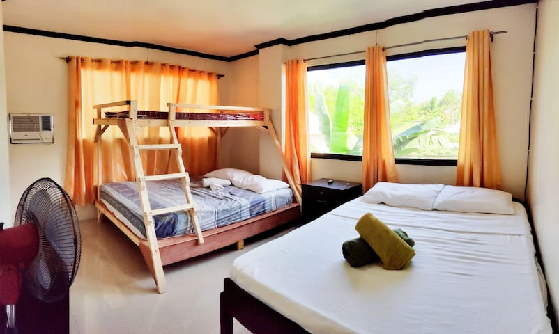 1BR Boracay Apt.(3min ride D'mall Station 2)