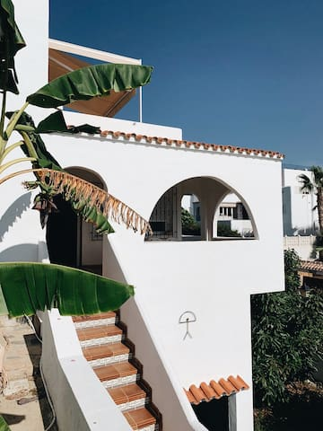 House with sea view in Mojacar