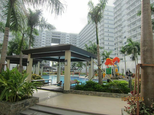 Entire home@ Shell Residences Pasay - Pasay City - Apartment