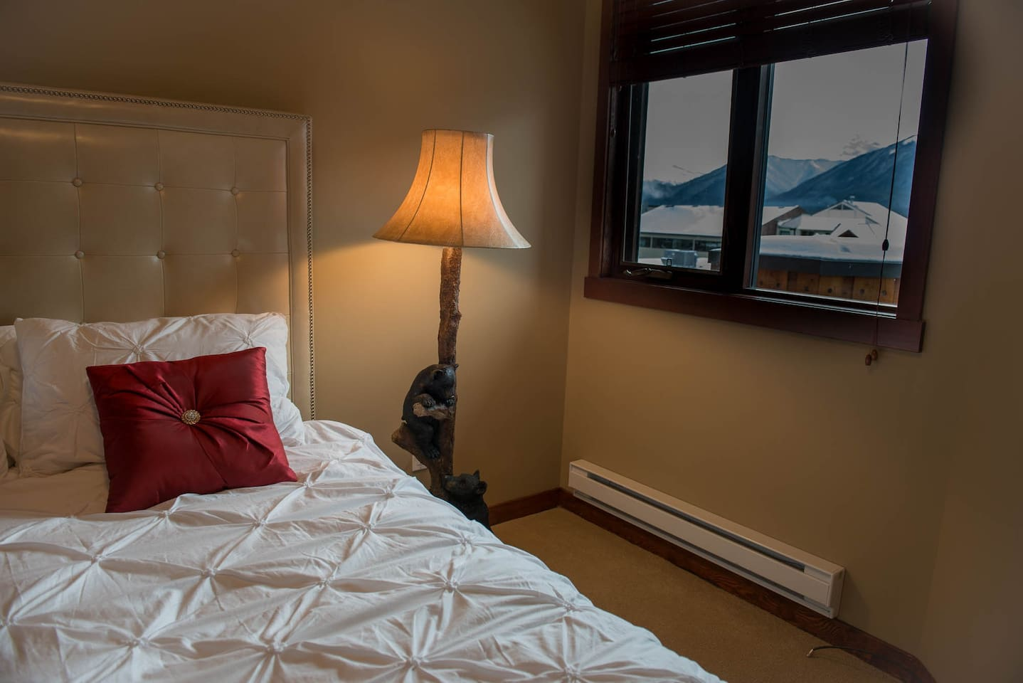 Your Home in the  Rockies, top floor near Banff