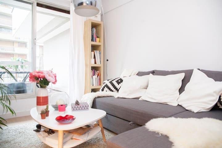 #Cosy #Charming - Au Coeur de Paris - Parijs - Appartement