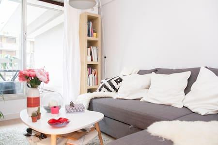 #Cosy #Charming - Au Coeur de Paris - Paris - Wohnung