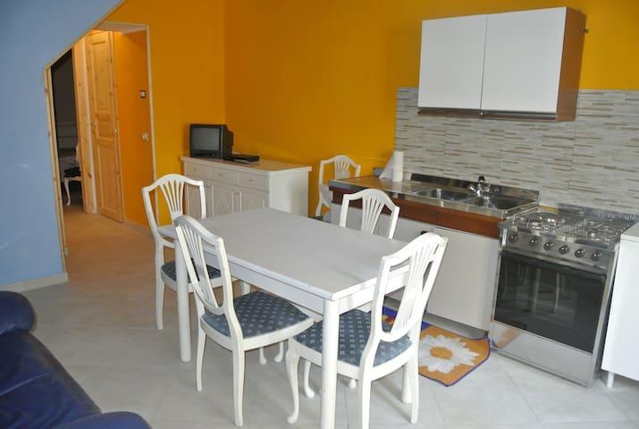 Delizioso appartamento indipendente - Lascari - Haus