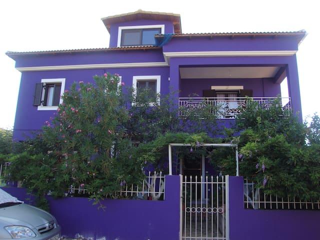 5κλινο Διαμέρισμα με θέα θάλασσα~! - Άγιος Νικόλαος - Lejlighed