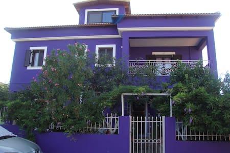 5κλινο Διαμέρισμα με θέα θάλασσα~! - Άγιος Νικόλαος - Flat