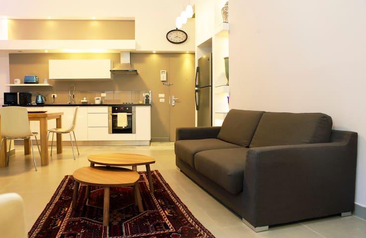 Ne'eman Sunny Apartment