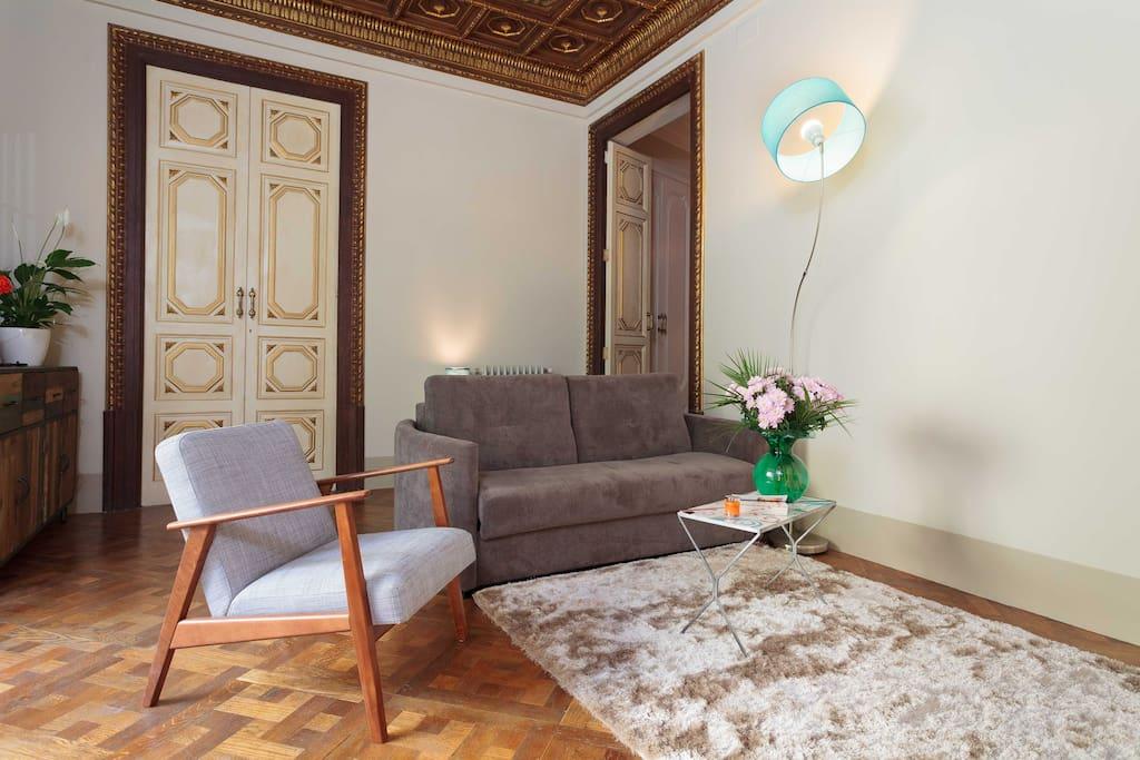 Casa del pi chambre priv e 25 m chambres d 39 h tes louer barcelone catalogne espagne - Chambre d hotes barcelone ...