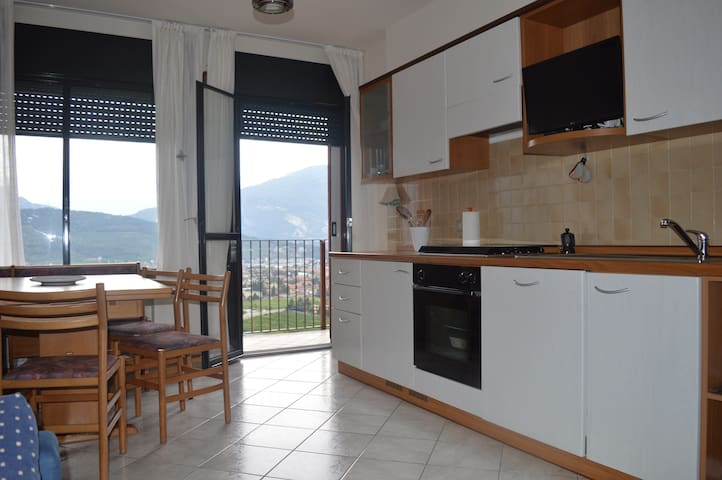 Nice flat relaxing on Garda lake - Riva del Garda - Daire