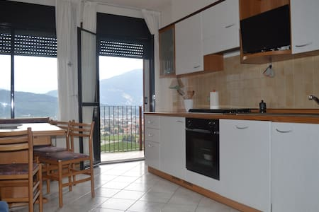 Nice flat relaxing on Garda lake - Riva del Garda - Apartamento