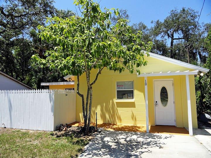 Orange Street Cottage