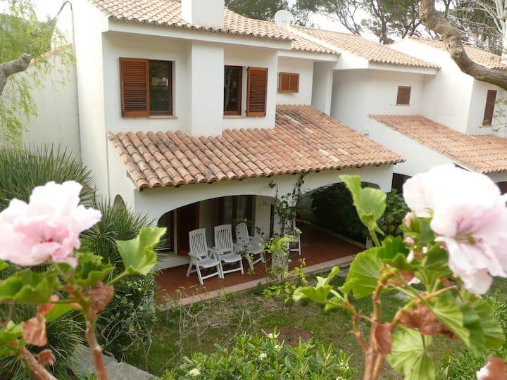 10 Can Botana. A spacious, attractive 2 bed villa