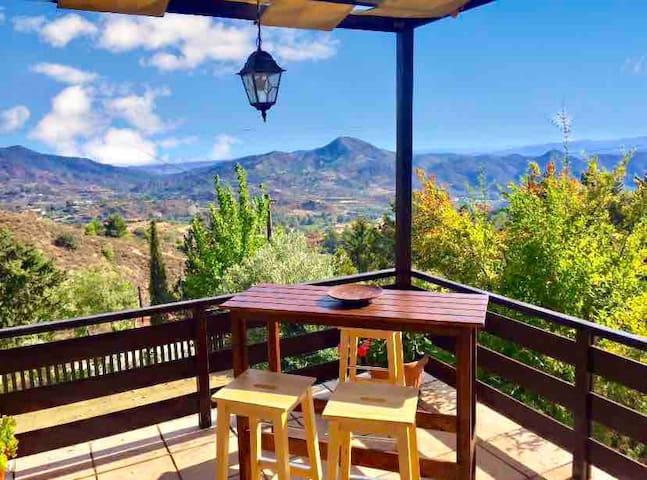 Warm and Cozy detached Villa at Zoopigi in Cyprus