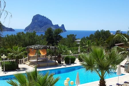 Apartment with views on Es Vedra - St Josep de sa Talaia - Penzion (B&B)