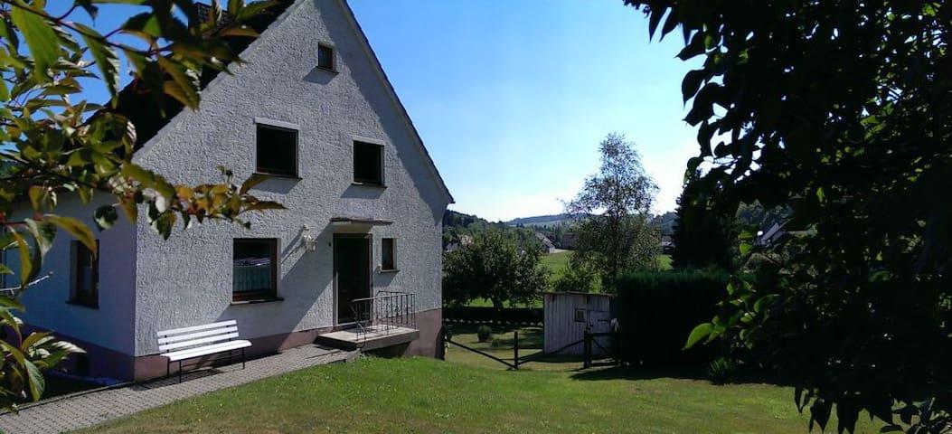 Ferienhaus Bikemans Shelter - Schleiden - Huis