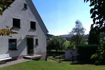Ferienhaus Bikemans Shelter - Schleiden