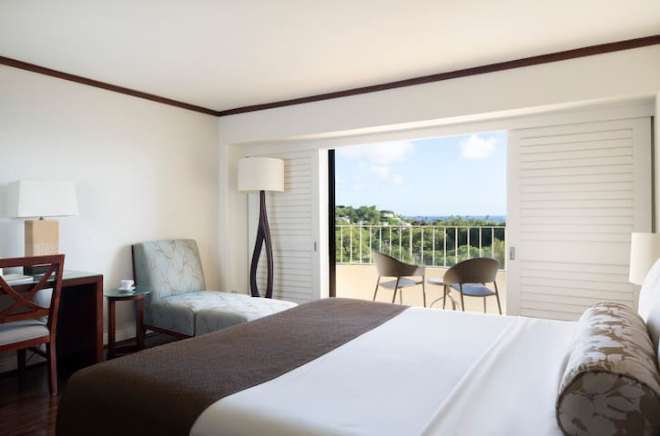 Park View Room at Diamond Head