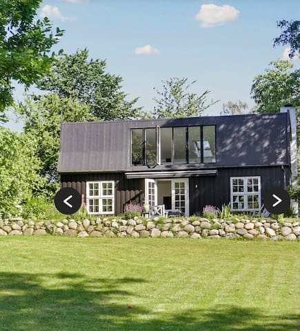 Modern country-house 15 min. from CPH