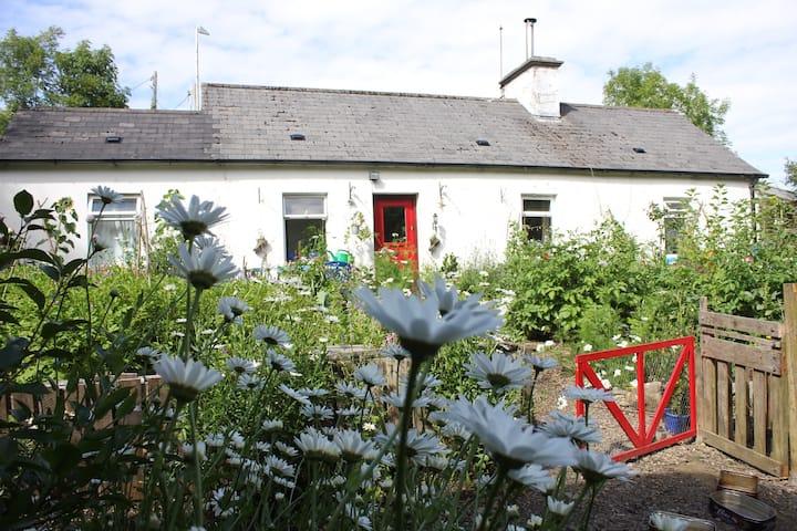 Ryan's Cottage - idyllic retreat for animal lovers