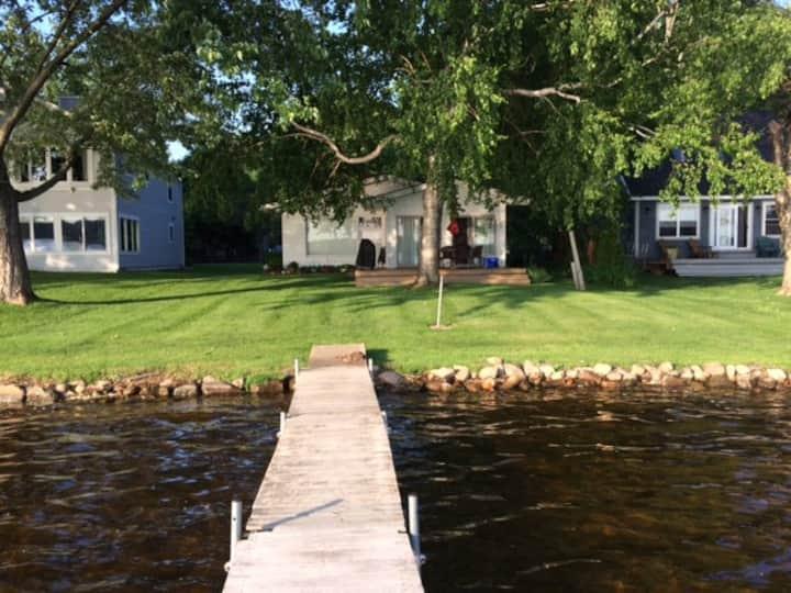 Fun & Relaxing Lake Front Home
