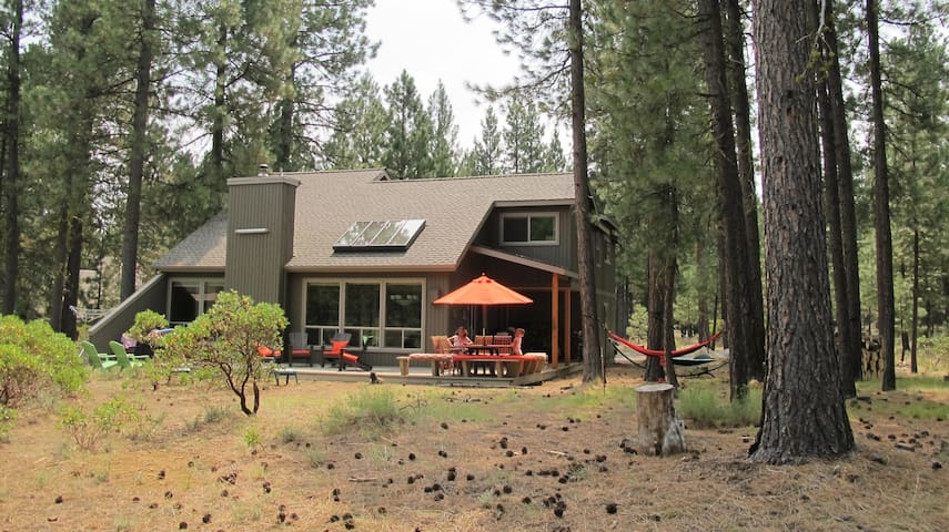 Perfect vacation home on BBR - Black Butte Ranch - Rumah