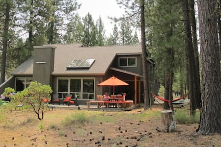 Perfect vacation home on BBR - Black Butte Ranch - Haus
