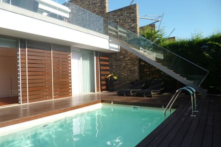 Golf pool, 25 km to Porto, host 9 - Água Longa - Casa