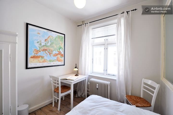 Lovely room - in the heart of CPH! - Kopenhagen