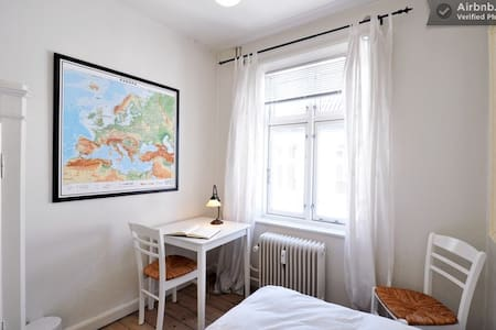 Lovely room - in the heart of CPH! - Copenhague