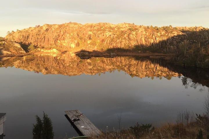 Apartment in Straume, 25 min from Bergen city