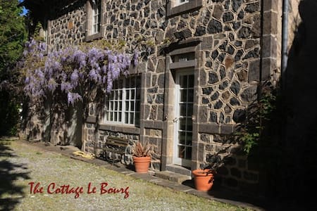 Manor house cottage - Lacroix-Barrez