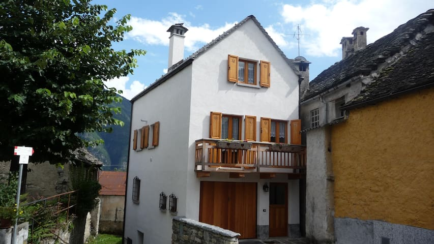 Casa indipendente in montagna - Crodo - Casa