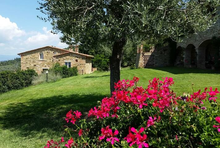 Apartament 'Papaveri' Tuscany WI FI - Arezzo - Apartament