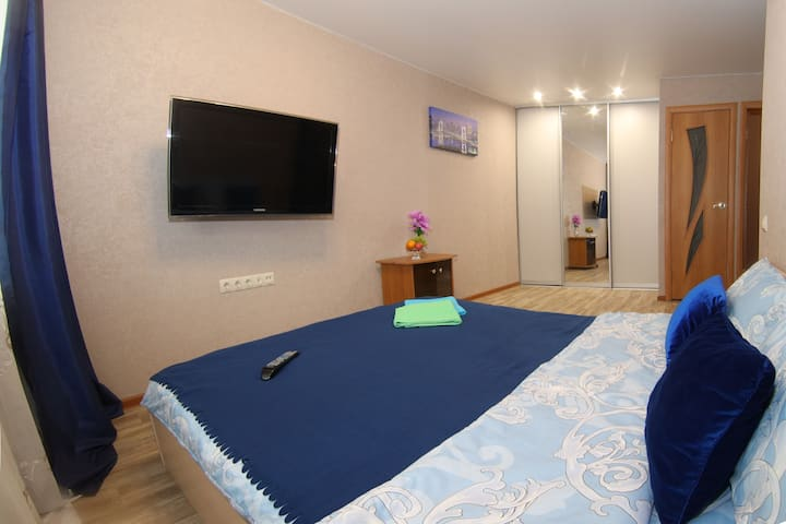 Lucky Day apartments! Красноармейский 36