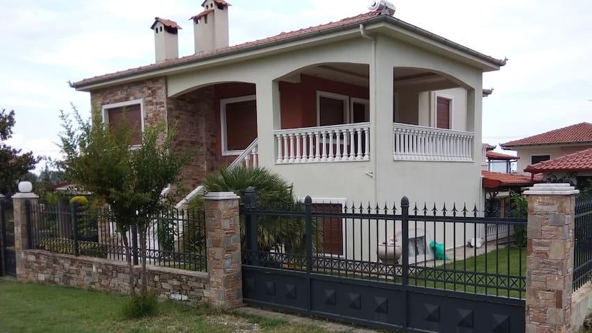 Villa 'Georgia' Olympus view