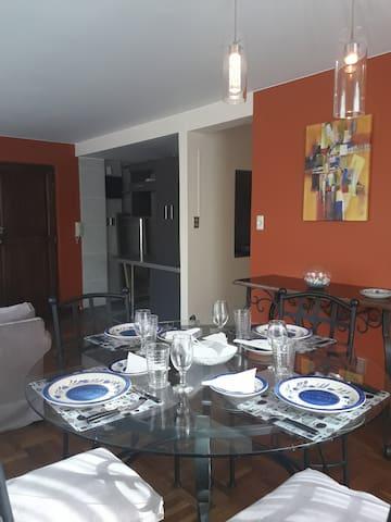 LINDAVISTA LA PAZ Apartment (Breakfast included)
