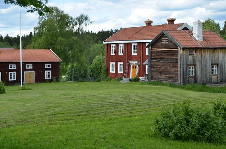 Emmagården Torvalla By - Östersund - Dům