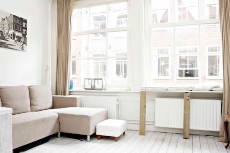Nice apartment centre Amsterdam