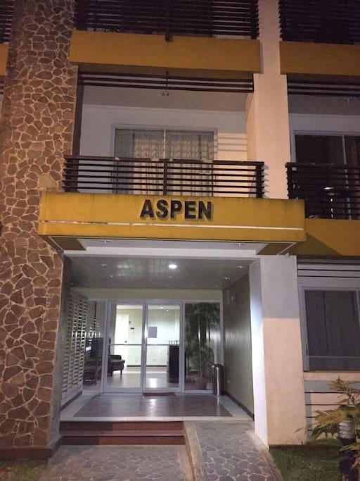 Aspen building