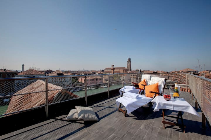 EXCLUSIVE | MURANO Suites - ACQUAMARE - Venice - Flat