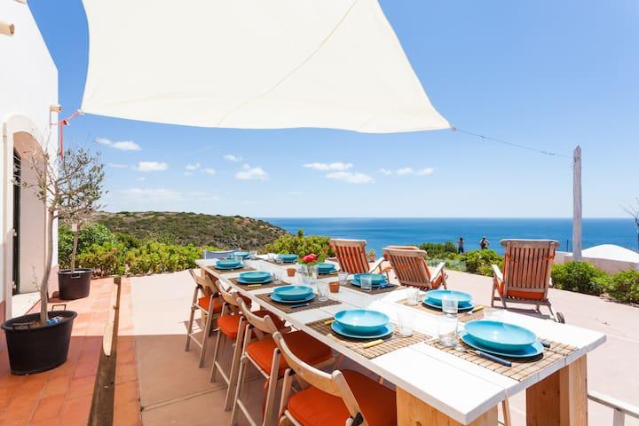 Beach house between Sagres/Salema - Sagres, Figuera, Salema - Bed & Breakfast