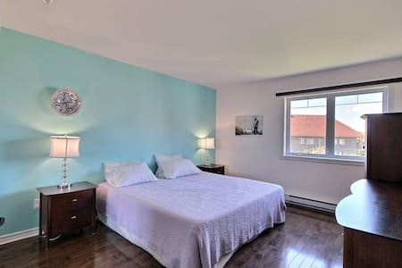 Modern and quiet condo - Dollard-Des Ormeaux