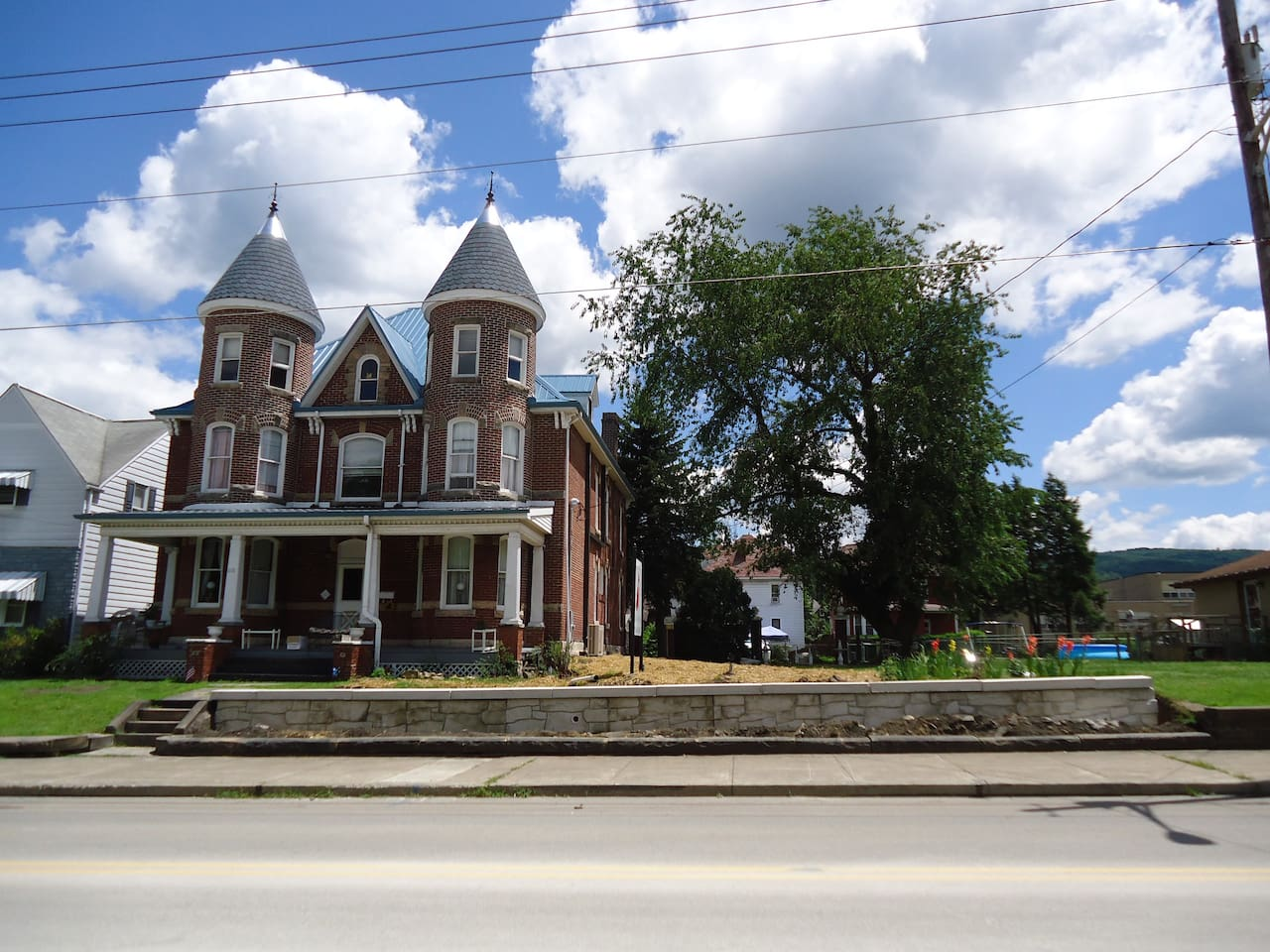 Gorgeous restored late Victorian home built 1897.