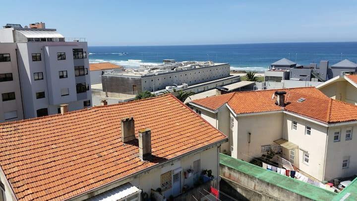 Surfers Apartment at Leça
