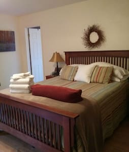 Private Muskoka 4 Season Retreat! - Bracebridge - Ev