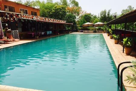Hotel Ricardo - Ouagadougou - Casa de hóspedes