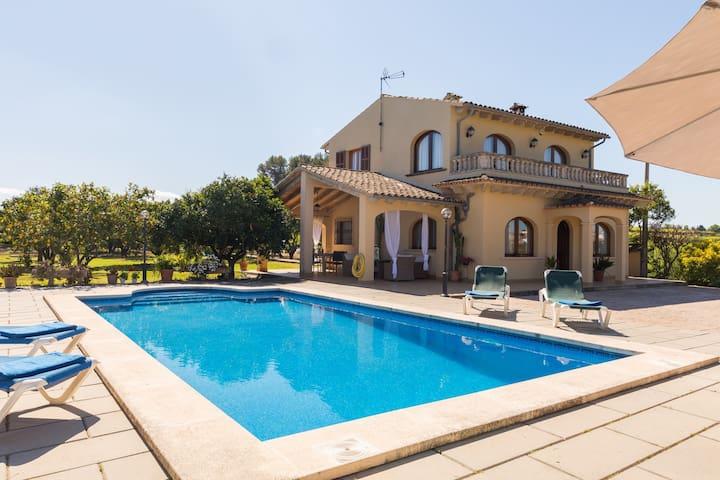 Can Miraet - Santa Margalida - Villa