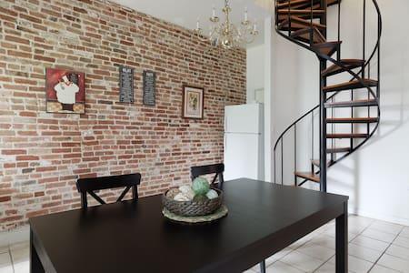 Unique Loft-Style One-Bedroom Apartment @ JHU