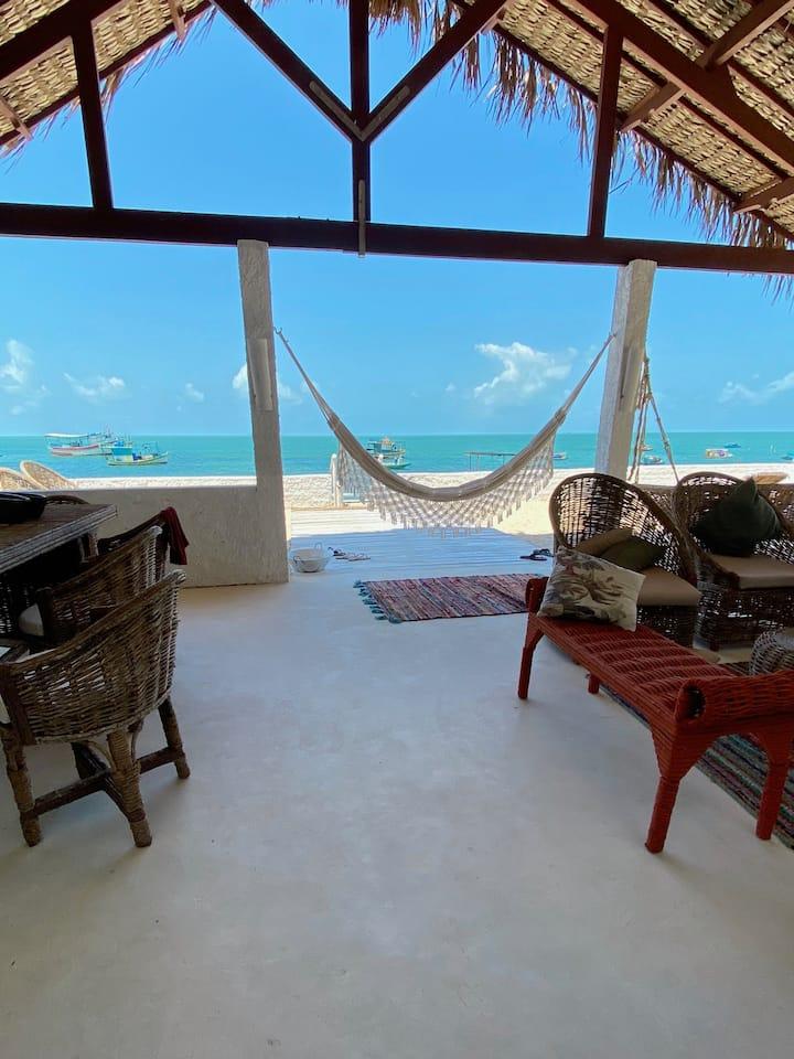 Casa Maré - luxo pé na areia