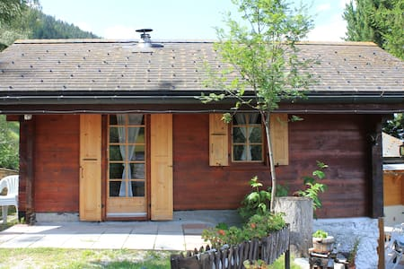 Romantic Chalet in the Alpes - Vercorin - Σαλέ